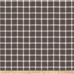French General Septfond Linen Blend Coal