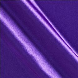 Costume Satin Purple