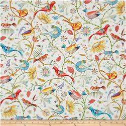 Frakturs And Flourishes Bird & Floral Multi