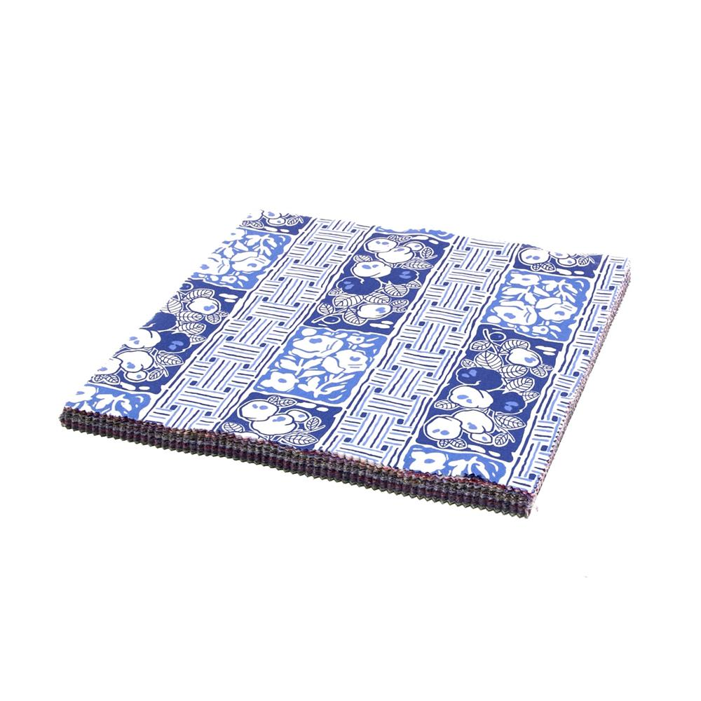 """Downton Abbey II Lady Rose 10"""" Squares"""