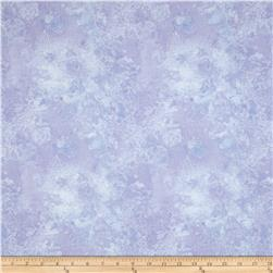 "108"" Wide Essentials Quilt Back Cosmos Lavender"