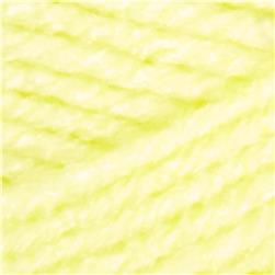Red Heart Yarn Super Saver Jumbo 322 Pale Yellow