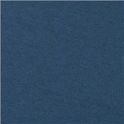 Poly Jersey Knit Prussian Blue