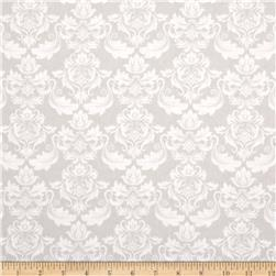 Classical Elements Damask Grey