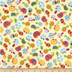 Child's Play Turtles Multi/Yellow