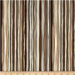 Contempo Dwellings Wavy Pencil Stripe Natural