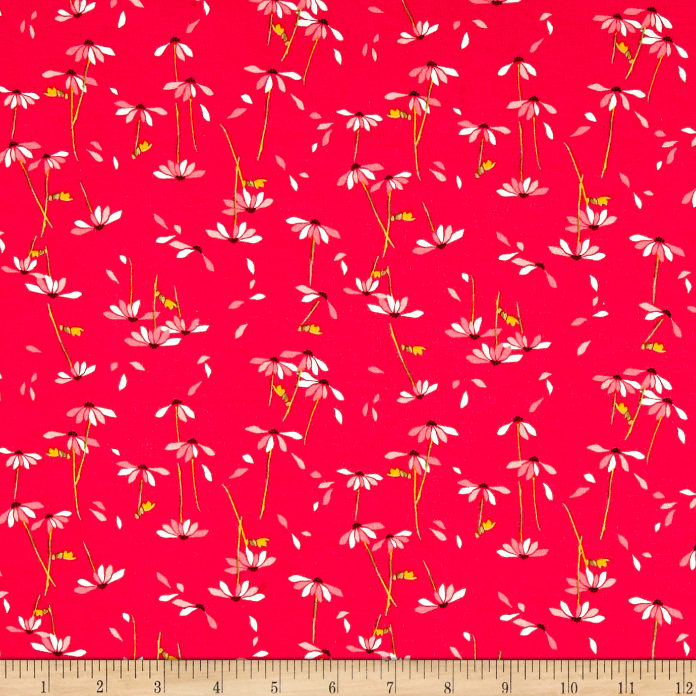 Art Gallery Abloom Fusion Jersey Knit He Loves Me Abloom Fabric by Art Gallery in USA