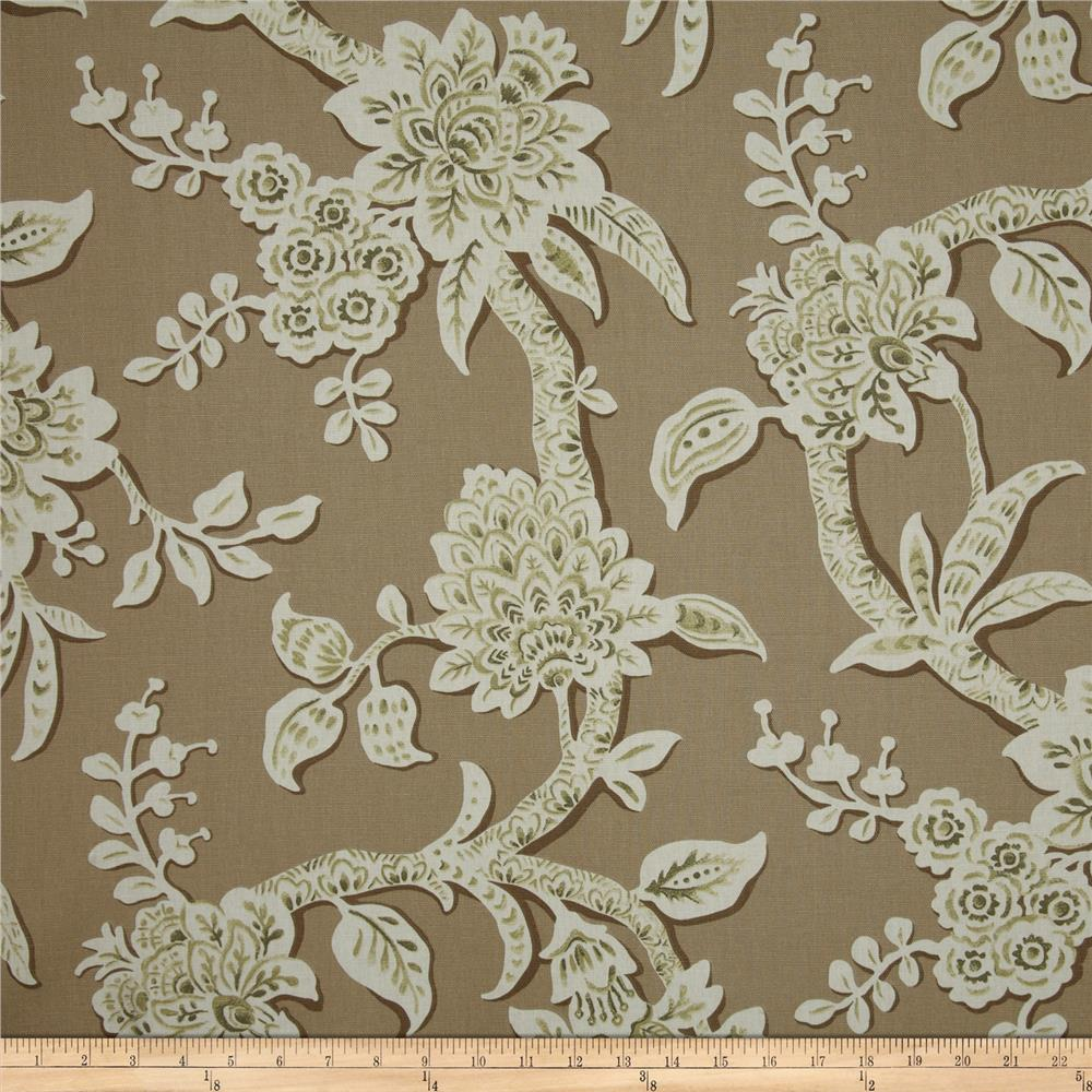 Magnolia Home Fashions Brookhaven Floral Nature