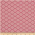 Joel Dewberry True Colors Lodge Lattice Pink