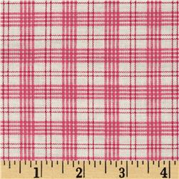 Rosewater Summer Plaid Popsicle