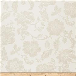 Fabricut Greta Wallpaper Pearl (Double Roll)