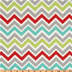 Premier Prints Zoom Zoom Twill Harmony Fabric
