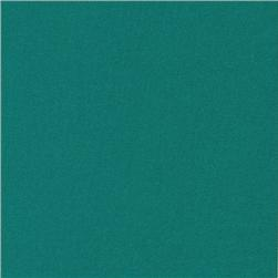 Organic Cotton Jersey Knit Teal