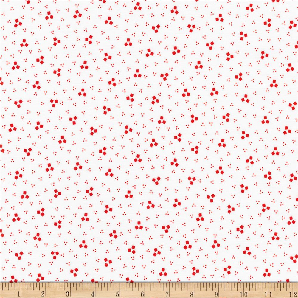 Kaufman My ABC Book Scatter Red
