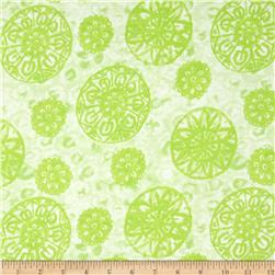 Soft Dreams Medallion Green
