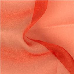 Sparkle Organza Orange