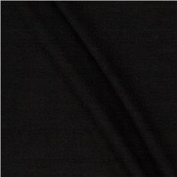 Dakota Stretch Rayon Jersey Knit Black Fabric