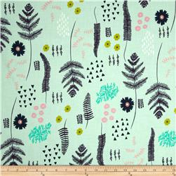 Cotton & Steel Mesa Fern Book Mint