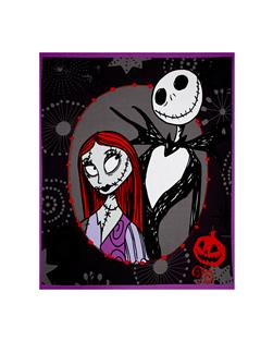 Disney Nightmare Before Christmas Panel Multi