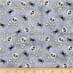 The Count Skulls Gray