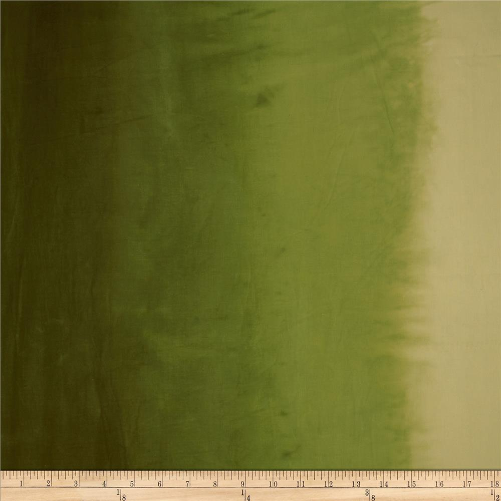 Ombre Hand Dyes Olive Green