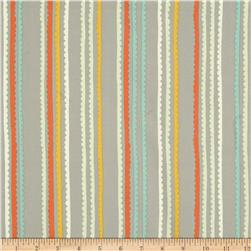 Dear Stella Mika Stripe Multi Fabric