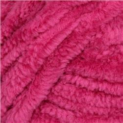 Lion Brand Quick & Cozy Yarn (112) Raspberry