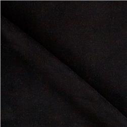 Vibrant Solids Micro Fleece Solid Black