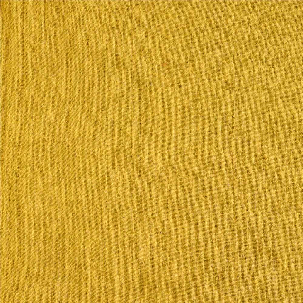 Island Breeze Gauze Yellow