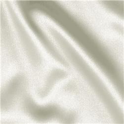 Tahari Stretch Satin Diamond White