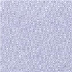 Oxford Shirting Solid Lavender