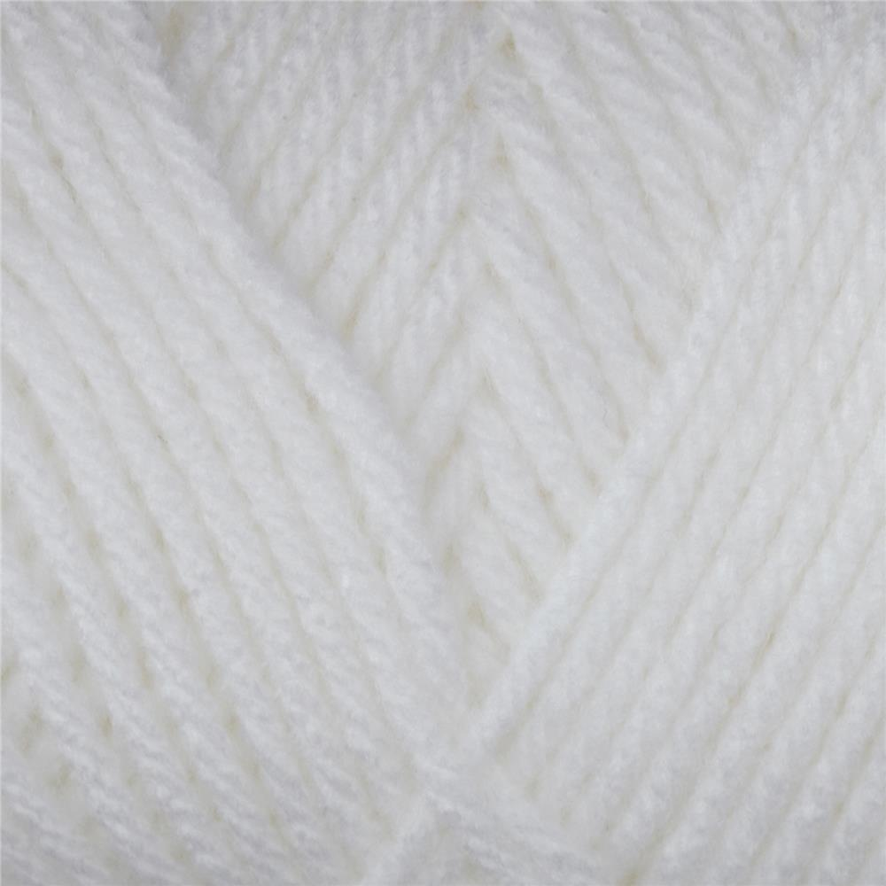 Caron United Yarn (06001) White