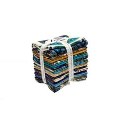 Kaufman Valley of the Kings Fat Quarter Bundle Jewel