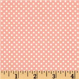 Moda Sweet Baby Flannel Tiny Dot Blossom