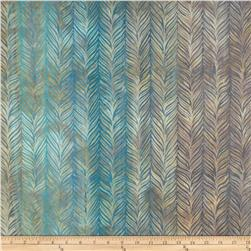 Artisan Batiks Elementals Horizontal Feather Frost