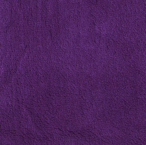 Cuddle Fleece Purple Fabric By The Yard