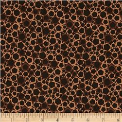 Graphix 3 Hexagons Brown