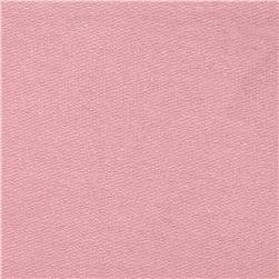 French Terry Solid Antique Rose