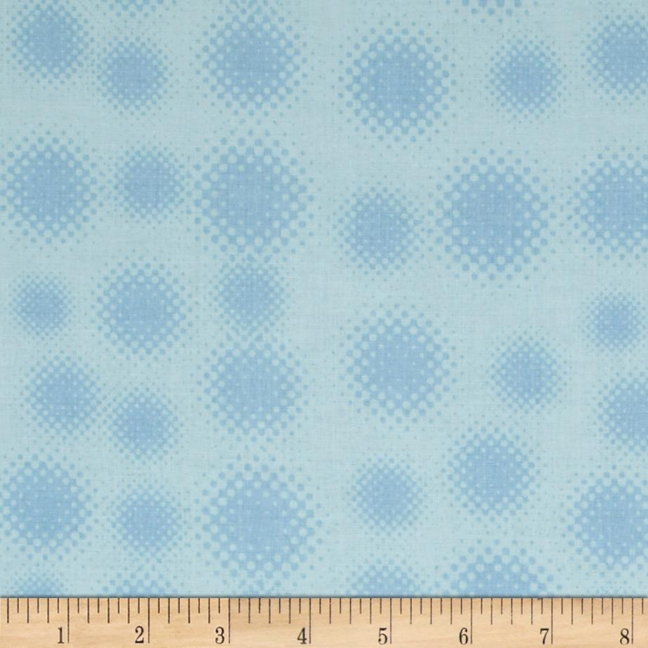 Riley Blake Super Hero Dots Blue