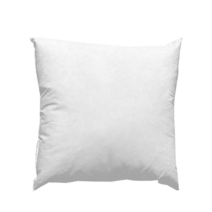 40'' X 40'' FeatherDown Pillow Form White Discount Designer Interesting Feather And Down Pillow Inserts