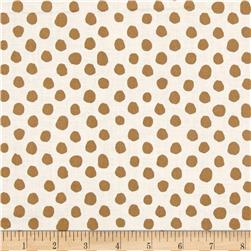 Contempo Palm Springs Dot All Over Dark Taupe