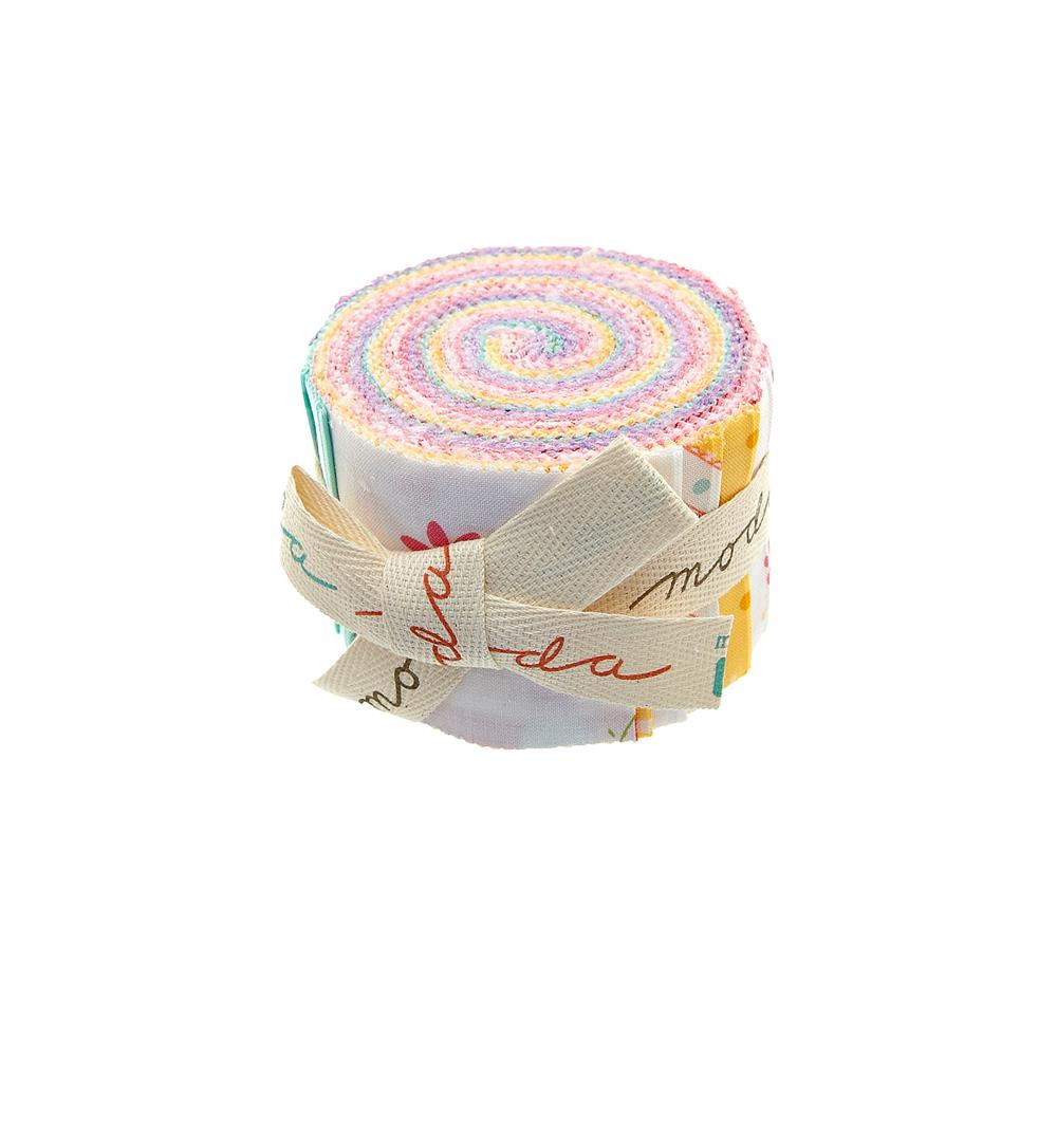 Moda Celebration Junior Jelly Roll Multi Girl