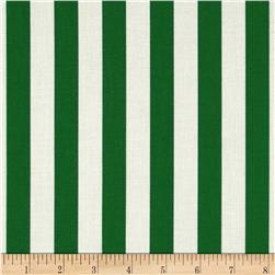 Fresh Market  Stripe Green