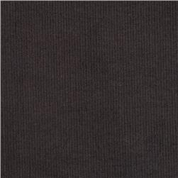 Kaufman Stretch 21 Wale Corduroy Graphite