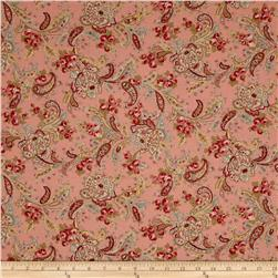 Moda Roses & Chocolate II Foulards & Roses Rose