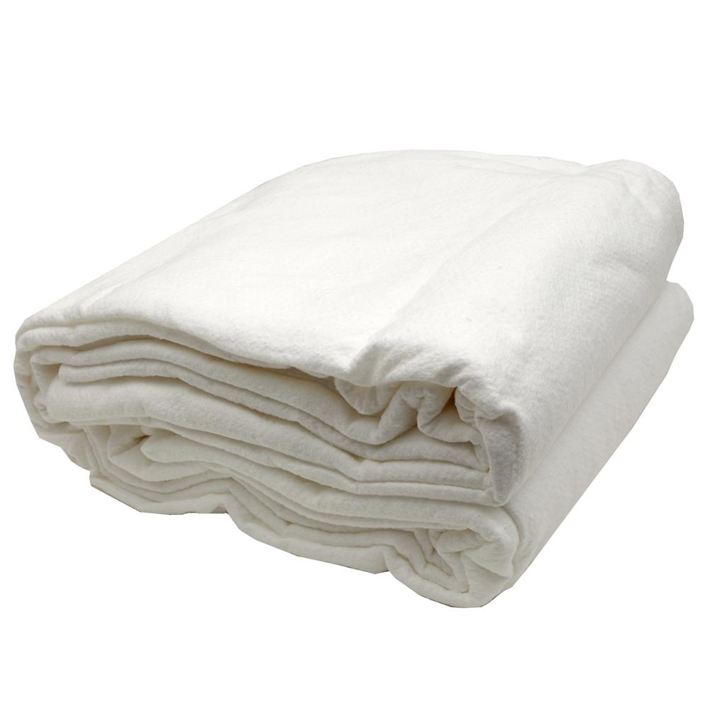 Warm & White Cotton Batting (120'' x 124'') King Size