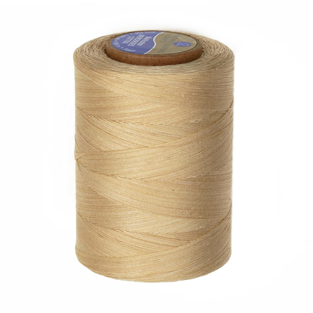 Cotton Machine Quilting Multicolor Thread 1200 YD Vanilla