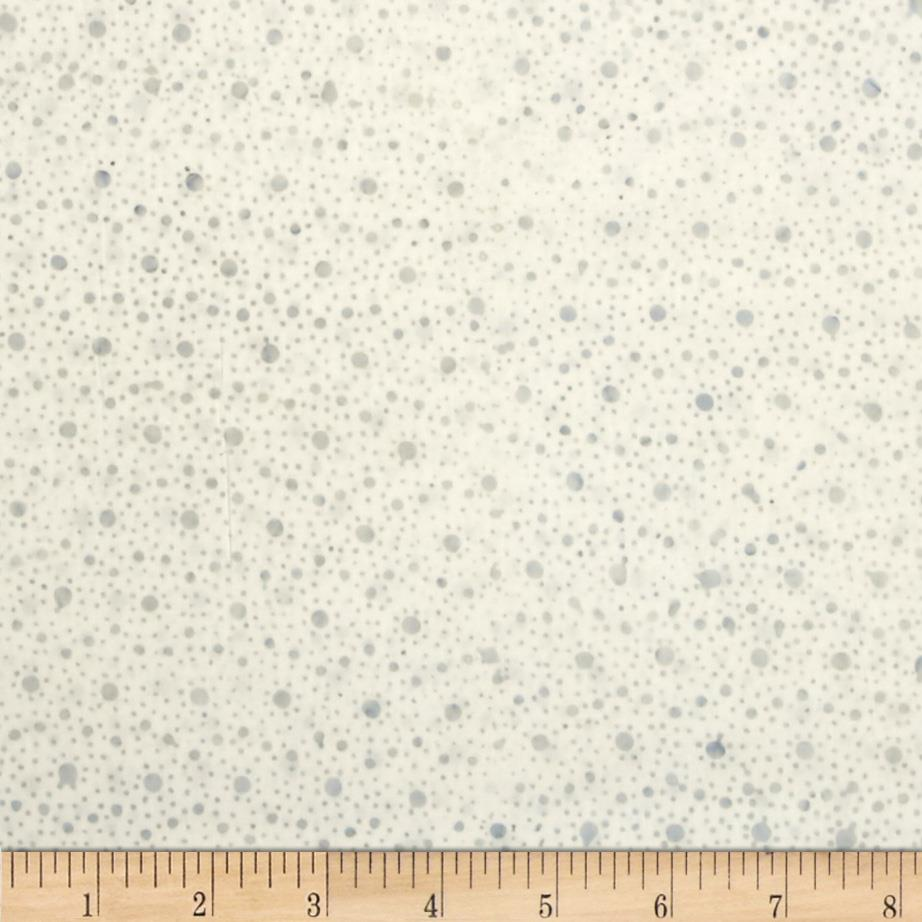 Wilmington Batiks Mini Dots Ivory