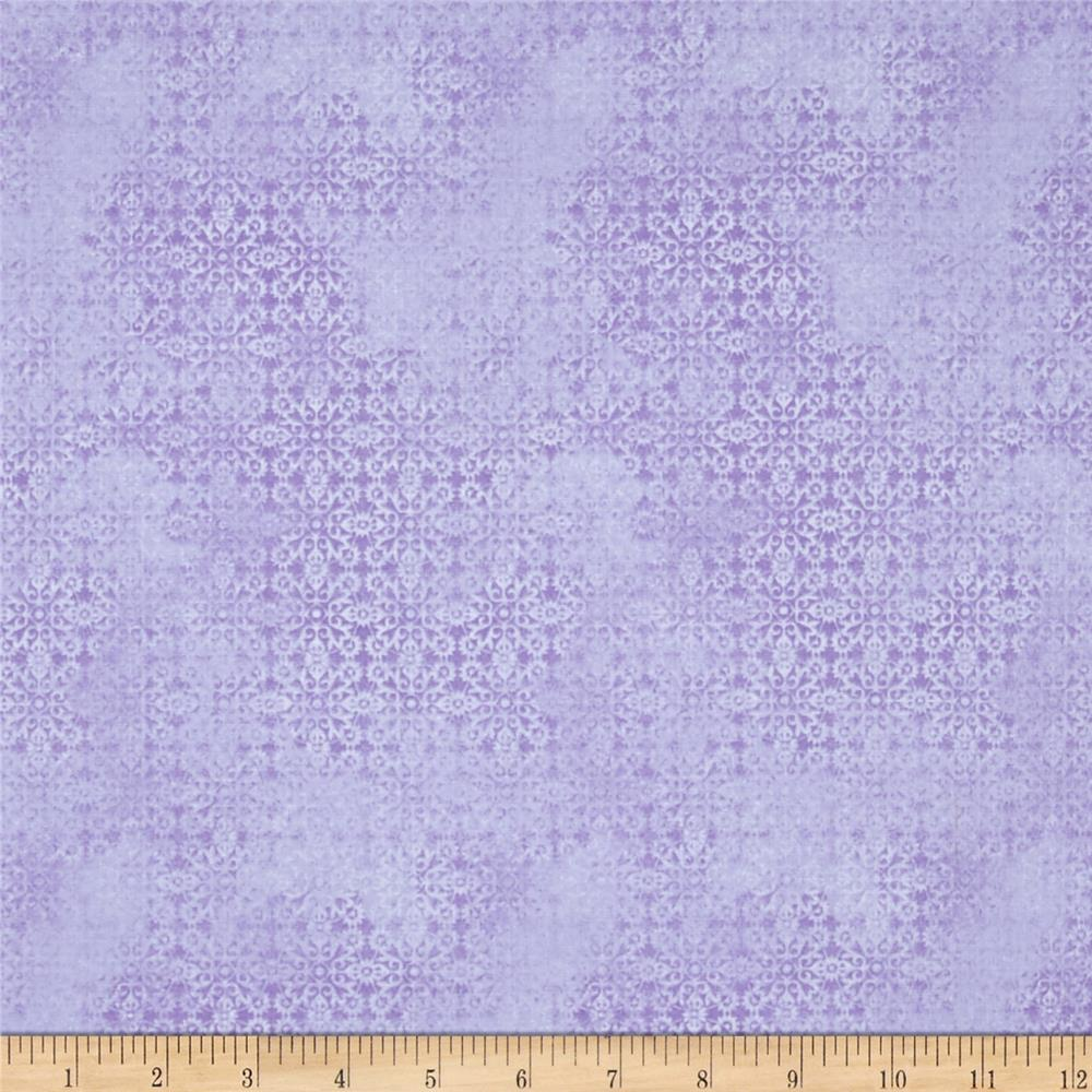 Calypso Basic Print Purple