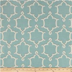 Home Accents Medina Slub Opal Fabric